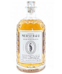 Mersers & Co. Double Barrel Rum