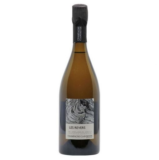 Champagne Les Revers Brut Nature 2018 - Clandestin